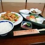 花菖蒲 - 料理写真: