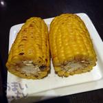 北海道バル ラベンダーキッチン - 焼きとおきび 480円