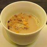 O2 - 栗と中国ハムのスープ