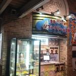 ソフトクリーム工房 - 外観