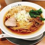 ラーメン専科 竹末食堂 - 料理写真:あっさりラーメン