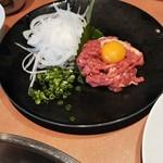 大昌園 - 夕飯(馬肉)