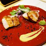 博多炉端 炉邸 - お料理4,000円(税込)+飲み放題2,000円(税込)です。