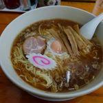 中華そば専門店 勝や - 生玉子麺 870円