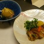 ホテル飛鳥 - 蕪の蟹餡掛け。優しいお味。(*^^*)