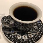 サザコーヒー KITTE - 本日のコーヒーはケニア