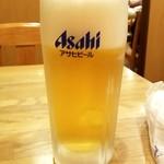 佳名℃ - 生ビール