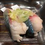 廻転寿司 CHOJIRO - 〆サバ