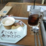 ゆたかふぇ - 料理写真: