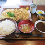 とんかつ 喫茶&食事 ブローニュー - ヒレかつ(1,500円)