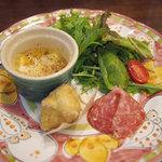 Pizzeria da Torachici - 前菜
