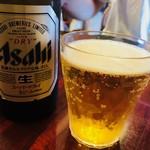 93297160 - 瓶ビールで乾杯だ!
