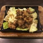 寳龍 - 鶏もも黒胡椒焼き