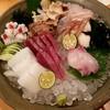 Ajinodaidokoronakanaka - 料理写真:お任せ刺身盛り