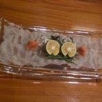 日本料理 寿海 - ふぐ刺し