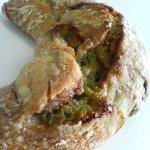 リリライン - ブルーチーズのパン