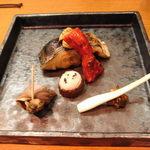 海の宝 - 焼き物(鰆の柚庵焼)