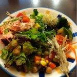 有楽町スウィーツコーナー - サラダ