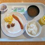 レストラン セリーナ - いつもと変わらない朝食