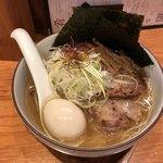 93301956 - 2018.9.4  全部入り和塩らぁ麺
