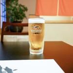 ぬりや - ■生ビール(大)702円