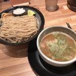 麺匠 たか松 - つけ麺(鶏魚介)大盛