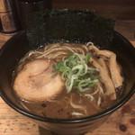 麺や 幸村 - 魚介豚骨ラーメン 大盛り  850円