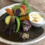 PAO - 大和野菜のカレー