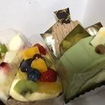 ケーキハウス ノリコ - 料理写真: