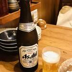 三代目 鳥メロ - 瓶ビール499円