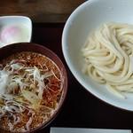菊すけ - ネギ豚つけ麺
