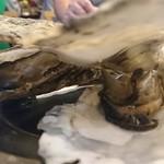 牡蠣 やまと - 蒸し牡蠣♪