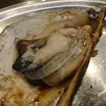 牡蠣 やまと - 焼き牡蠣♪