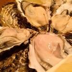 魚介酒場 北町商店 産直牡蠣と鮮魚のカルパッチョ -