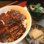 老鰻亭 魚関 - 料理写真: