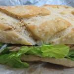 クラフト サンドウィッチ - ローストチキンモッツァレラ