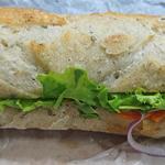 クラフト サンドウィッチ - カリブ風カレーのサンド