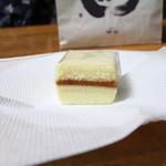 櫻園 - 桜 豆乳かすてら