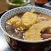 翁庵 - 料理写真:天ぷらそば・上@税込1,400円