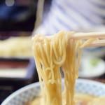 翁庵 - 天ぷらそば・上@税込1,400円