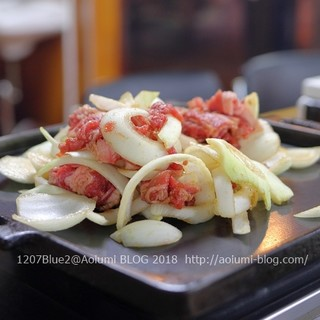 大昌園食堂 - 料理写真: