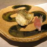 天扇 - 焼き魚スズキ