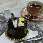 アニバーサリー - お月見濃厚ショコラ、コーヒー