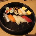東京 国分寺 花火寿司 - 銀蜂盛り