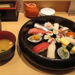東京 国分寺 花火寿司 - 千輪盛り