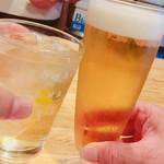 そらや - 0次会 まずアルコールの乾杯