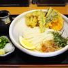 長栄寺ゆたか - 料理写真:野菜天ぶっかけ