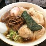 よっててい - 料理写真:【ワンタンめん6入…1,050円】◎2018/9