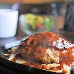 薪焼きハンバーグと厚切りステーキ 薪たま -