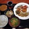 サンデイズイン鹿児島 - 料理写真:朝食バイキング(1泊目に取った料理)